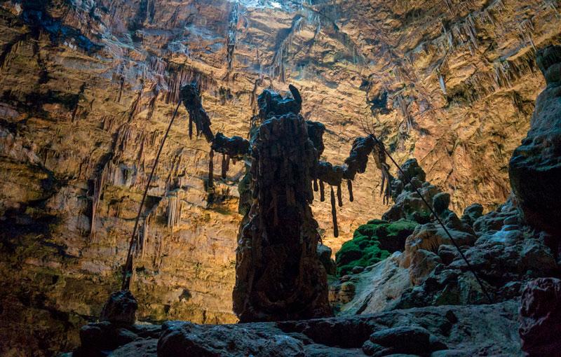 CASTELLANA-GROTTE-grotta